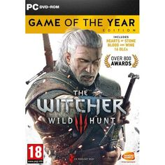 The Witcher 3 Wild Hunt Game Of The Year (GOTY) PC Game | http://gamesactions.com shares #new #latest #videogames #games for #pc #psp #ps3 #wii #xbox #nintendo #3ds