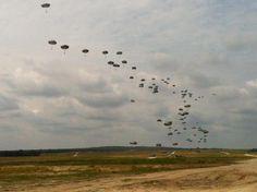 D-Day Celebration at Normandy Drop Zone on Fort Bragg NC  |  Photo by Jo Kula