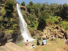 Tengkulese, Cuncalega Waterfall