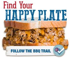 Check out South Carolina's new SC BBQ website and follow the #SCBBQ trail!