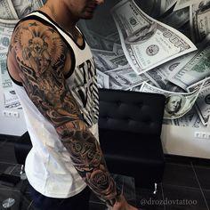 Рукав для @mickey_mertell #vladimirdrozdov#drozdovtattoo#tattooinstartmag#tattoostyle#chicano#tattooart#blackandgrey#tattoolife#inkkaddicted#inkdollz#tattooed#style#sleevetattoo#tattoozlife#instatattoo#sullen#tattoos#lowridertattoostudios#goodfellastattio#ink_life#inkeeze#minddlowingtattoos#lifestyletattoo#worldtattoo#tattoos_of_instagram#inkjunkeyz#ru_tattoo#inknationofficial#drozdov_ink
