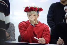 Chansung 2PM 161016 Fansign