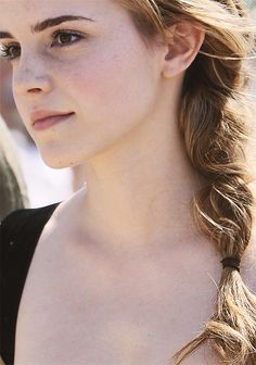 Emma Watson... she's so gorgeous I love her dearly