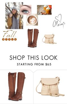 """""""Fall Style"""" by roprizainab ❤ liked on Polyvore featuring Naturalizer, Love Always and See by Chloé"""