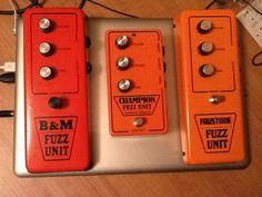 B&M, Champion, and Faustone Fuzz Units