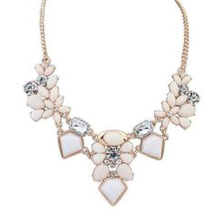 Just posted brand new products into store. Necklaces & Pendants Vintage Crystal Maxi Choker