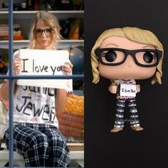 "Taylor Swift Custom Funko Pop Doll via @haventhornfalls on IG ""Another completed commission for 2018 Pop! Rocks - Taylor Swift - You Belong With Me. …"""