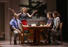 Richard Armitage, Amy Ryan, Ben Rosenfield and Zoe Kazan in LOVE, LOVE, LOVE