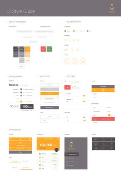 Ознакомьтесь с моим проектом @Behance: «Rocket FREEStyle UI Guide» https://www.behance.net/gallery/37309845/Rocket-FREEStyle-UI-Guide