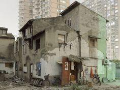 Peter Bialobrzeski photography - work - Nail Houses