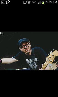 Erik Chandler! Bassist of Bowling for Soup. You gotta love him!