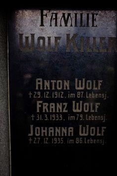 Killerovy a Wolfovy