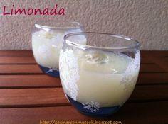 Una deliciosa receta de Limonada para #Mycook http://www.mycook.es/receta/limonada/