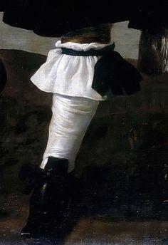Nicolaes Van Helt Stockade Portrait of Hendryck Henck (Huyck) and his Wife Catharina Brouwers