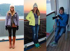 Alaska cruise attire