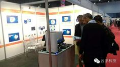 #UP3D on IDEX Istanbul 2016 displaying latest dental scanner to the customers