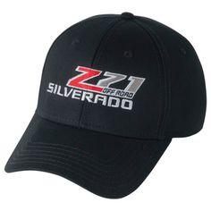 2da28141646b Chevrolet Silverado Z71 Off Road Black Hat