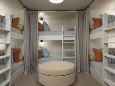 kids room for our tiny house i love the semiprivate separate beds and maybe play loft above rather than beds for the home pinterest tiny houses