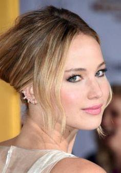US actress Jennifer Lawrence, the world's…
