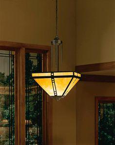 American Arts Crafts Pendant Light Crafts Modern chandelier