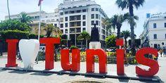 I <3 Tunis ! #Love_ Vibes :D