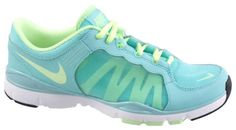 Nike Shoes Women's Crosstraining Flex Trainer 2 Gym Sneakers! flashy aren't they : )