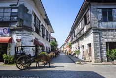 Colonial architecture in Vigan, Philippines, meant that it was a no-brainer for inclusion in the list of the seven world wonders Colonial Architecture, Japanese Architecture, Doha, Beirut, Kuala Lumpur, Destinations, Ilocos, Spanish Colonial, Asia Travel