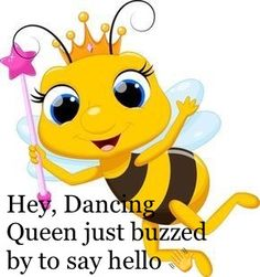 Good Day Quotes, Morning Inspirational Quotes, Good Morning Quotes, Quote Of The Day, Best Sarcastic Quotes, Bee Quotes, Cartoon Bee, Bee Art, Personal Development