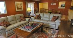 Super Uptown Sedona vacation rental with great red rock views from inside and out! Enjoy a private Sedona sanctuary that offers all the comfort of home.