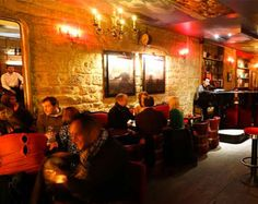 Relais De La Huchette | Piano Bar Paris