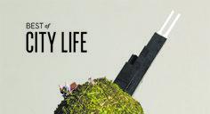 Best of City Life, Paul Octavius Cover