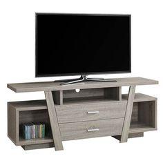 Long Tv Stand, 60 Tv Stand, 2 Drawer Tv Stand, Tv Stand With Storage, Storage Drawers, Storage Baskets, Large Drawers, Storage Shelves, Storage Ideas