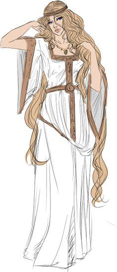 Freya - Norse mythology