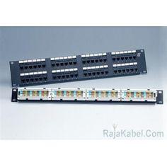 SYSTIMAX 1100PSCAT5E-24 Patch Panel 24 Port Cat.5e