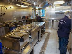 #Consejos para la limpieza de pisos en #cocinas industriales