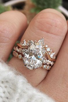 Engagement Rings : 30 Best Diamond Wedding Rings For Real Women ❤️ diamond wedding rings oval c... TrendyIdeas.net | Your number one source for daily Trending Ideas #diamondweddingrings #weddingring