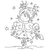 *Stamp* - Christmas Dance - lili of the valley