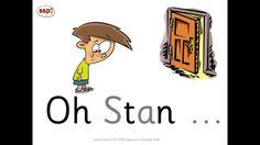 Stan read by Miss Emma