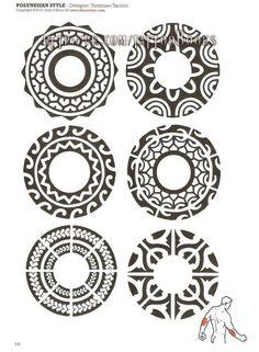 mandala volume 1 tattoo vorlagen buch kruhm. Black Bedroom Furniture Sets. Home Design Ideas