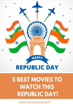 Republic Day is here and we are all set to celebrate it with a sense of Patriotism. How about watching some Inspirational Republic Day movies as URI, Mulk? Rang De Basanti, Matching Quotes, Aging Quotes, Good Movies To Watch, Republic Day, Getting Up Early, Book Of Life, Married Life, Picture Quotes