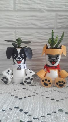 Clay Pot Projects, Clay Pot Crafts, Projects For Kids, Diy Crafts, Crafts With Glass Jars, Clay Flower Pots, Painted Clay Pots, Little People, Garden Art