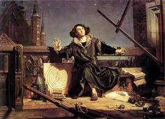 """Astronomer Copernicus - Conversation with God"" by Jan Matejko"