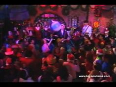 Bryan Adams - Reggae Christmas    Pee Wee Herman stars with BA in this video shot at the original MTV studios in NYC, NY in 1984. Note all the original cast of MTV are dancing and acting in this clip.