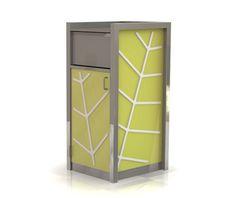 poubelle de tri selectif design comod 3 flux guyon. Black Bedroom Furniture Sets. Home Design Ideas