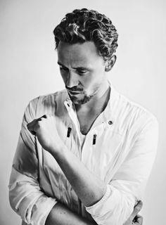 Tom Hiddleston via @ChillitJenn