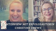 Interview mit der Erfolgsautorin Christine Drews. Julia K. Stein - YouTube Interview, Ebooks, Motivation, Youtube, Marketing, Narrative Poetry, Reading, Becoming A Writer, Writing Tips
