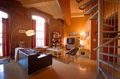 Lowell Lofts are just more than a home they are a lifestyle.