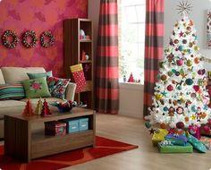 Nuevas ideas para decorar el árbol de navidad...