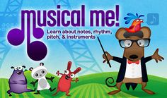 Musical Me! Fun music-based app for kids!
