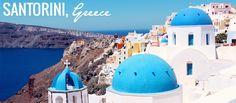 Chic Travel: Exploring Santorini and Oia, Greece